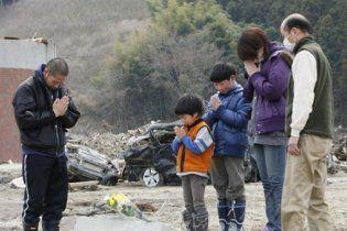 В Японии после землетрясения выросло количество самоубийств