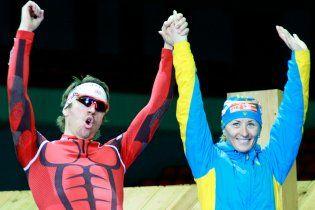 Українки виграли дві медалі у Гонках чемпіонів з біатлону