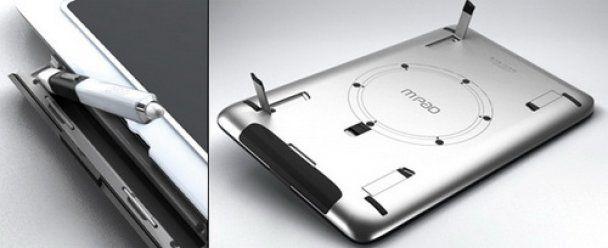 Німецький дизайнер створив концепт mPad для творчих людей