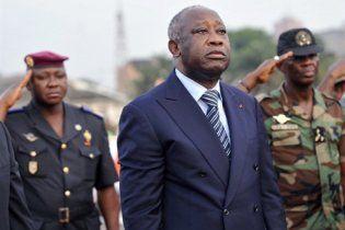 Екс-президента Кот-д'Івуару військові ООН вивезли у невідомому напрямку