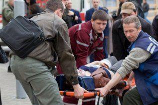 Лукашенко спустився на зруйновану вибухом станцію метро