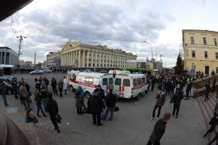 Україна посилила антитерористичні заходи через вибух в Мінську