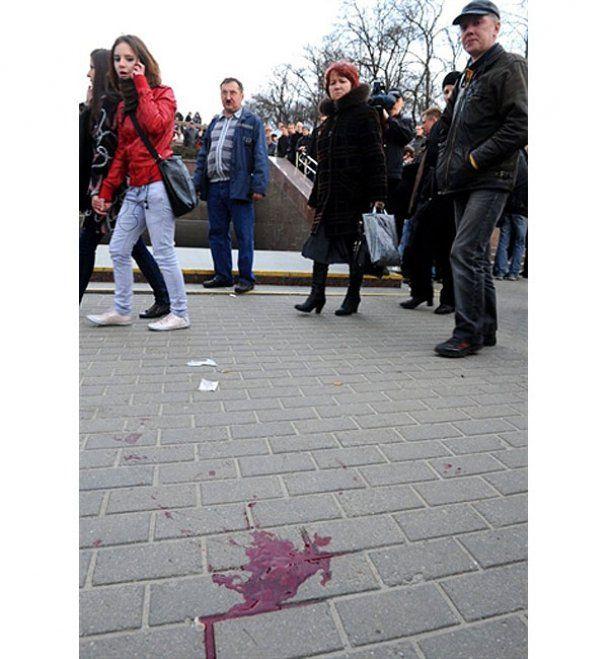 У мінському метро стався кривавий теракт