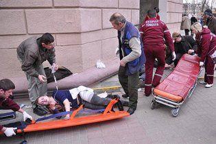 Пострадавшая во время теракта в Минске украинка рассказала, как ее накрыла взрывная волна