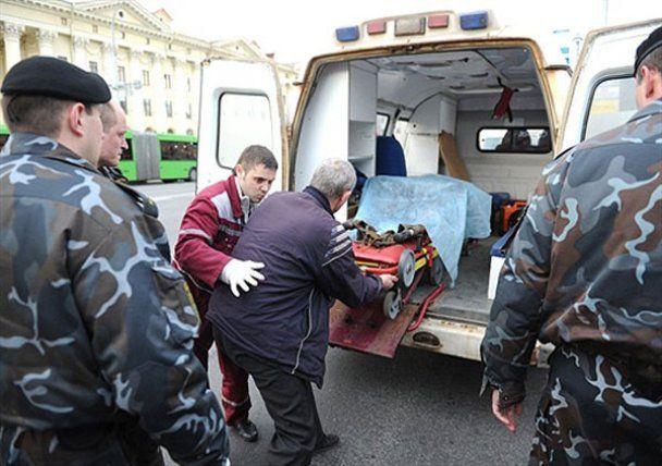 Лукашенко пов'язав теракт у метро з валютною кризою