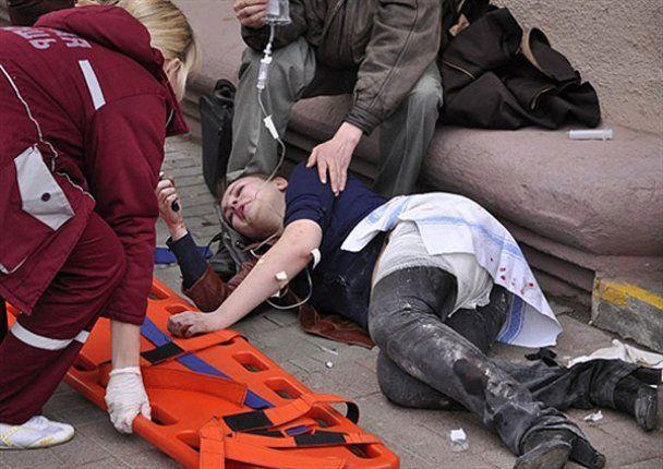 """""""Свобода"""" запідозрила у мінському теракті Москву"""