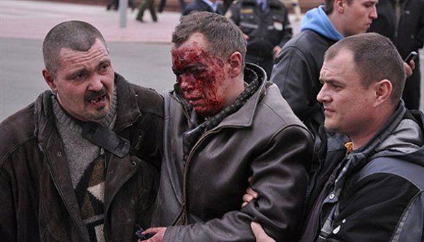 Составлены фотороботы исполнителей теракта в Минске