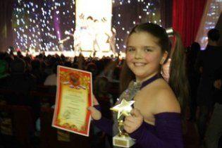 На дитячому конкурсі пісні в Москві перемогла 12-річна киянка