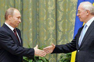 Азаров: Украина может частично присоединиться к Таможенному союзу