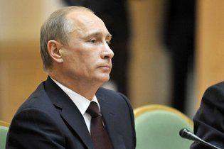 "Путина поздравили песней про крокодила и подарили раскраску ""Вова и Дима"""