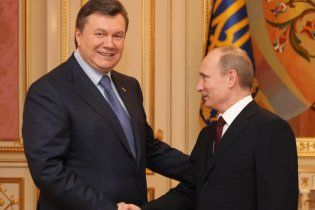 Янукович с Путиным в Крыму обсудят Таможенный союз и газовый вопрос