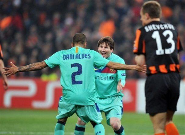 """Шахтар"" - ""Барселона"" - 0:1. Донецьк попрощався з єврокубками"