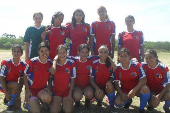Футболістки Сереяс
