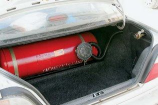 Автомобільний газ подорожчав на півтори гривні