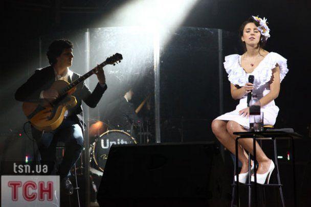 Джамала дала сольник, на котором презентовала новый альбом
