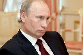 Путин запретил передел территорий внутри России