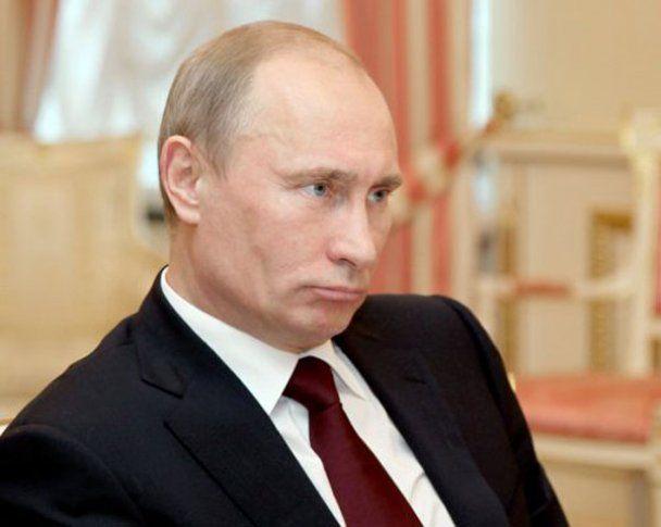 Путін в Україні говорив про космос і газові контракти