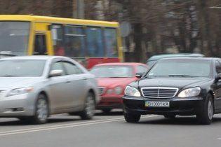 Мер Одеси: я не знав, що водій возить мене по зустрічній смузі