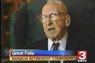 В США в возрасте 114 лет скончался самый старый мужчина в мире