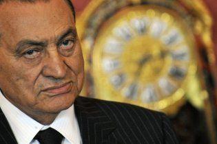 В Египте начинается суд над экс-президентом Мубараком