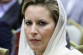 Дочка Каддафі попросила Господа покарати країни Заходу