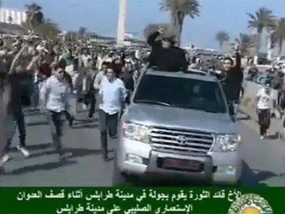 Джип Каддафі