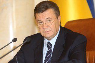 Янукович требует от генпрокурора отчитаться о состоянии здоровья Луценко