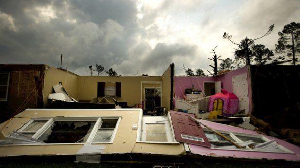 Торнадо в США_2