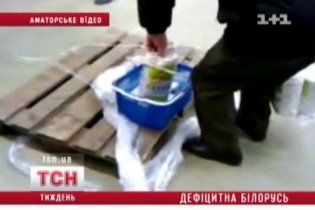 У Мінську розпочалася продовольча істерія: люди змітають усе з полиць (відео)
