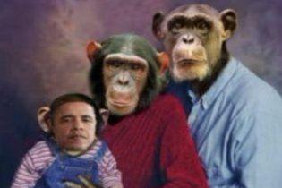Скандал у США: республіканка назвала Обаму нащадком шимпанзе