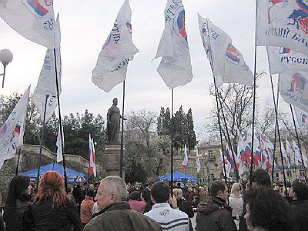 Властям пригрозили русской революцией из-за украинизации