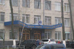 В киевском вузе найдена бомба с часовым механизмом