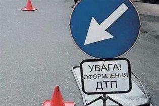 На Кировоградщине перевернулась маршрутка, есть жертвы