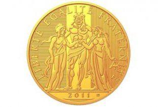 У Франції випустять першу в ЄС монету номіналом 1000 євро