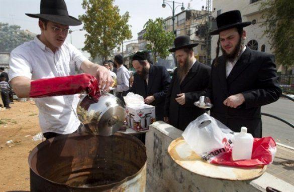 Євреї святкують Песах_4