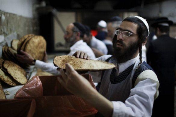 Євреї святкують Песах_7