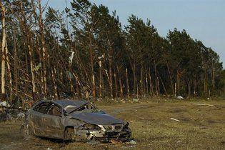 Кількість жертв штормового циклону в США досягла 20 осіб