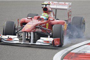 Президент Ferrari засмучений результатами у Формулі-1