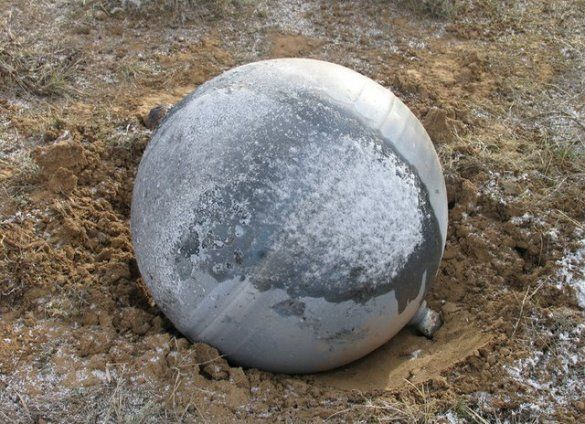 У США впав уламок української ракети_7