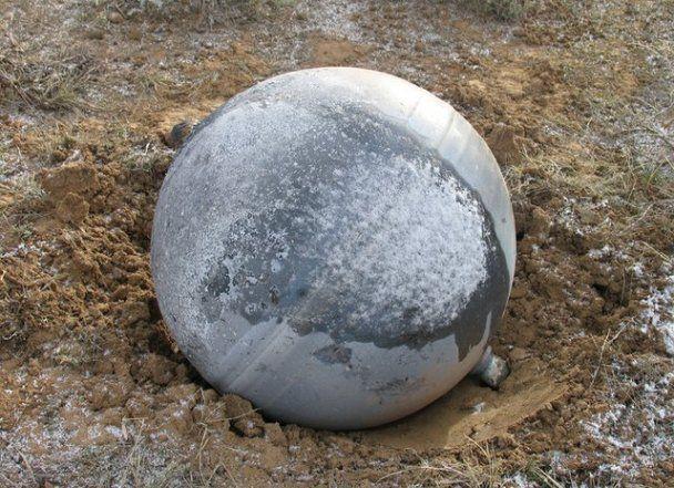 Уламок української ракети впав на штат Колорадо в США