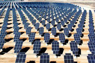 Американці розроблять принципово нові сонячні батареї