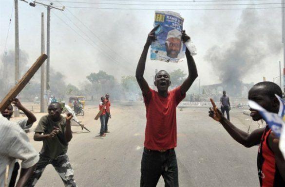 Безлади в Нігерії_2
