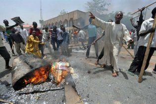 Более 100 человек погибли в серии терактов в Нигерии