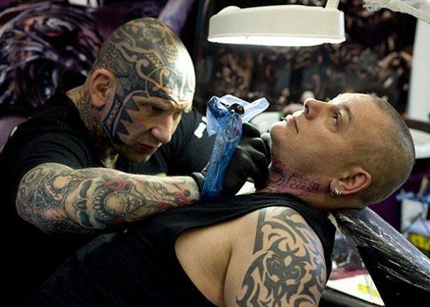 Міжнародний фестиваль татуювань у Німеччині