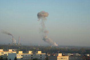 У Чехії вибухнув завод з виробництва бомб