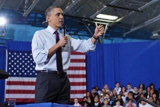 Обама починає передвиборчу кампанію чатом на Facebook