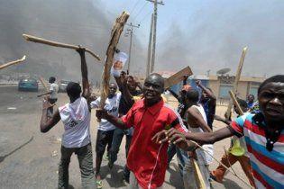 Після президентських виборів в Нігерії загинули понад 800 людей