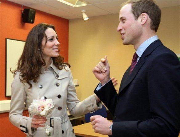 Принц Вільям, Кейт Міддлтон_1