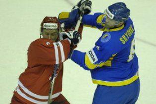Україна розгромила Польщу на чемпіонаті світу з хокею