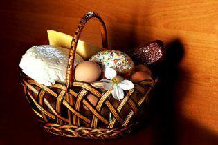Пасхальный обед обойдется украинской семье в 800 гривен